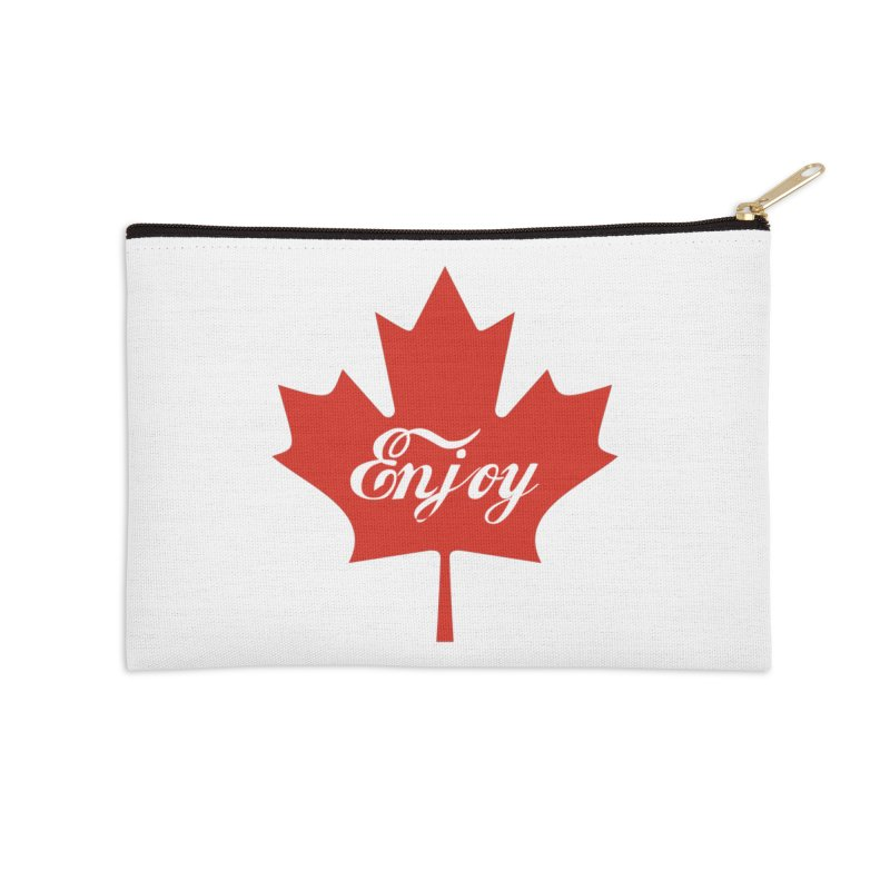 Enjoy Canada Accessories Zip Pouch by