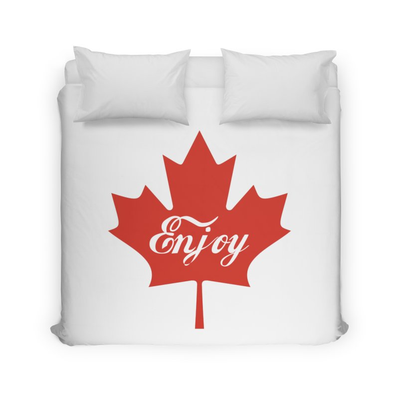 Enjoy Canada Home Duvet by