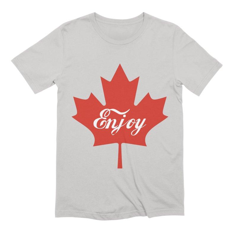 Enjoy Canada Men's T-Shirt by