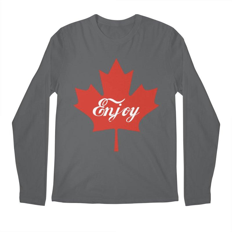 Enjoy Canada Men's Regular Longsleeve T-Shirt by