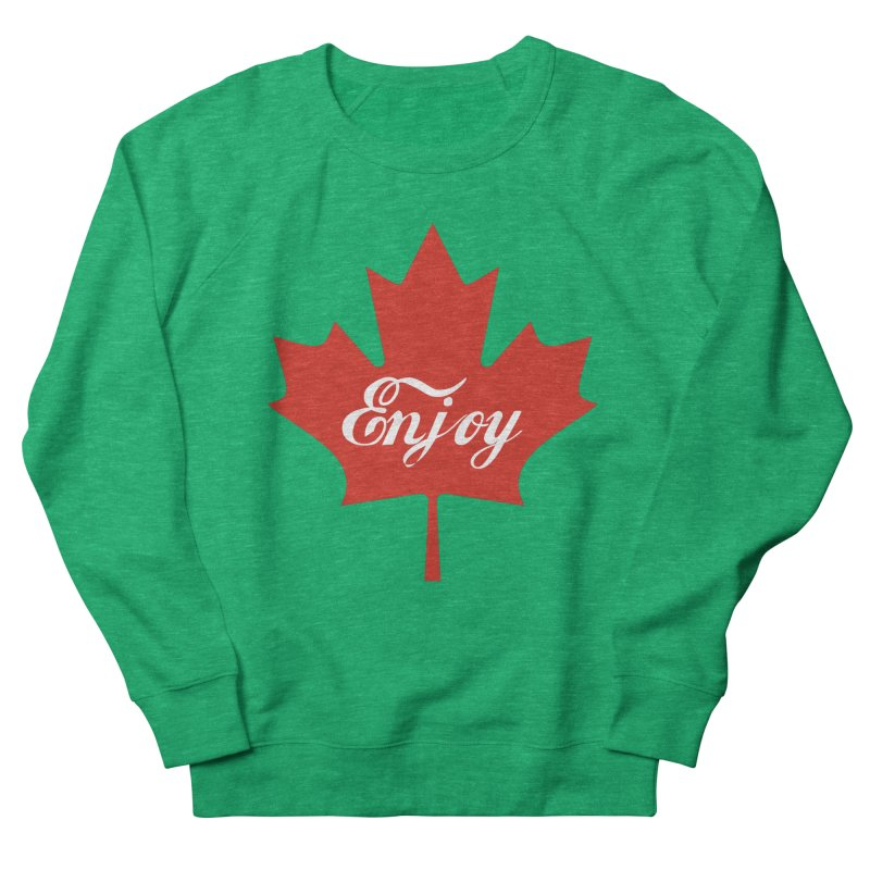 Enjoy Canada Women's French Terry Sweatshirt by