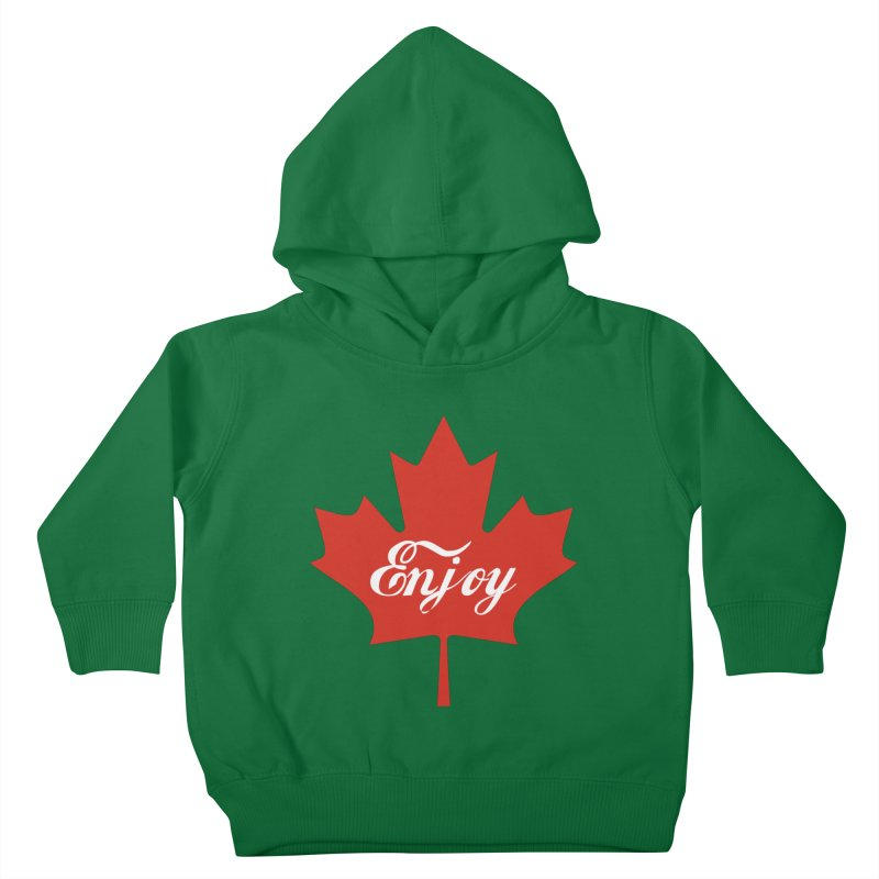 Enjoy Canada Kids Toddler Pullover Hoody by