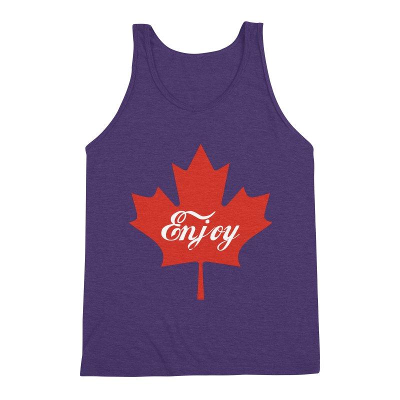 Enjoy Canada Men's Triblend Tank by