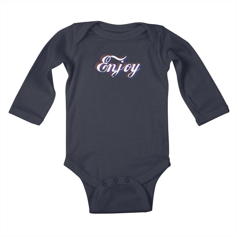 Enjoy 3D Kids Baby Longsleeve Bodysuit by