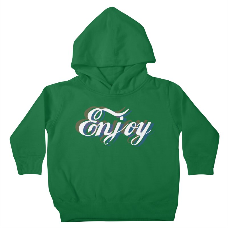 Enjoy 3D Kids Toddler Pullover Hoody by