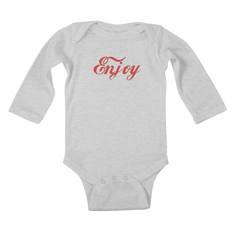 The Original Spark Kids Baby Longsleeve Bodysuit by