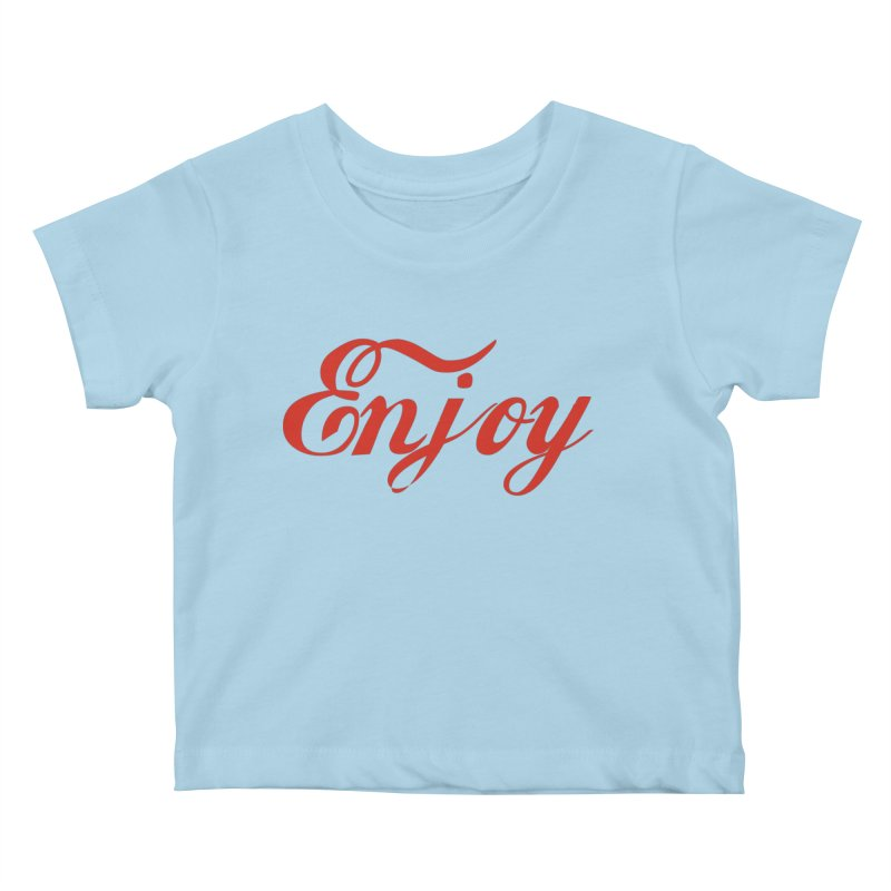 The Original Spark Kids Baby T-Shirt by
