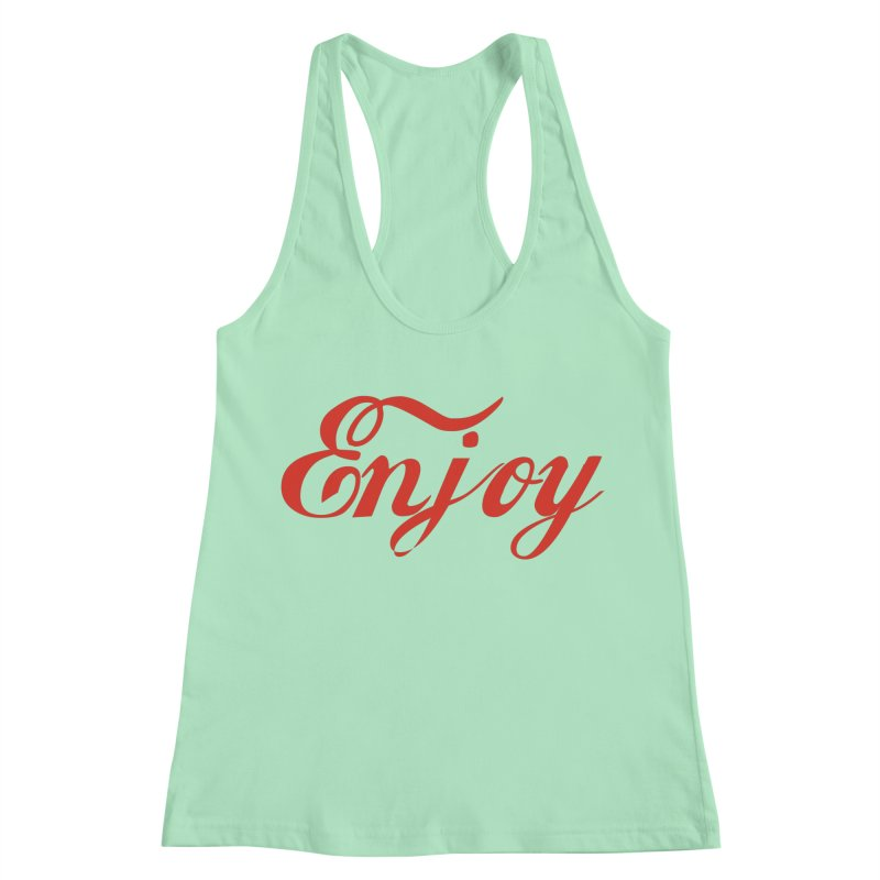The Original Spark Women's Racerback Tank by