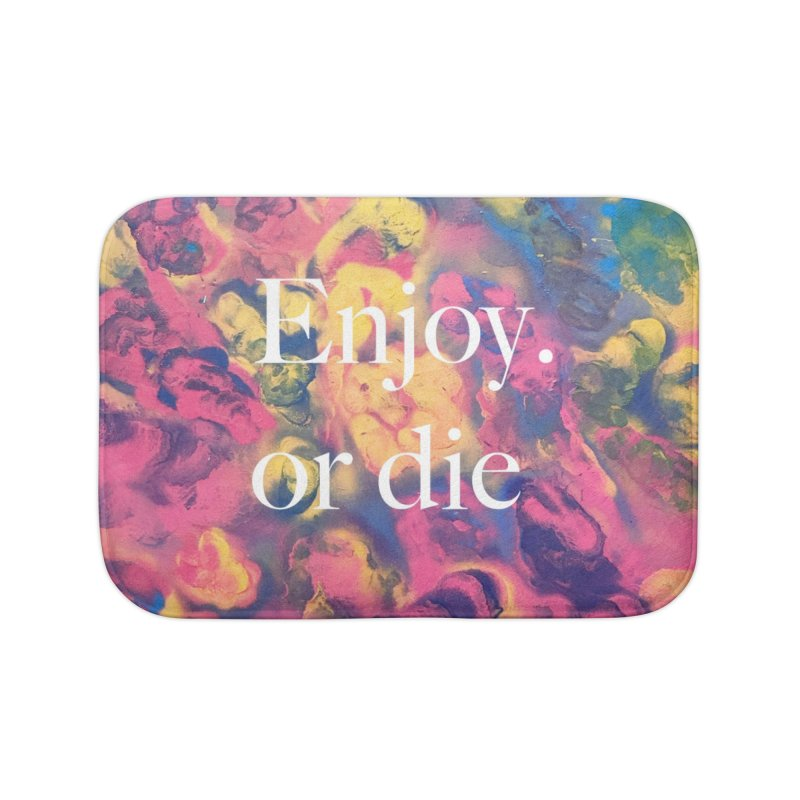 Zion By Andy Adel Home Bath Mat by