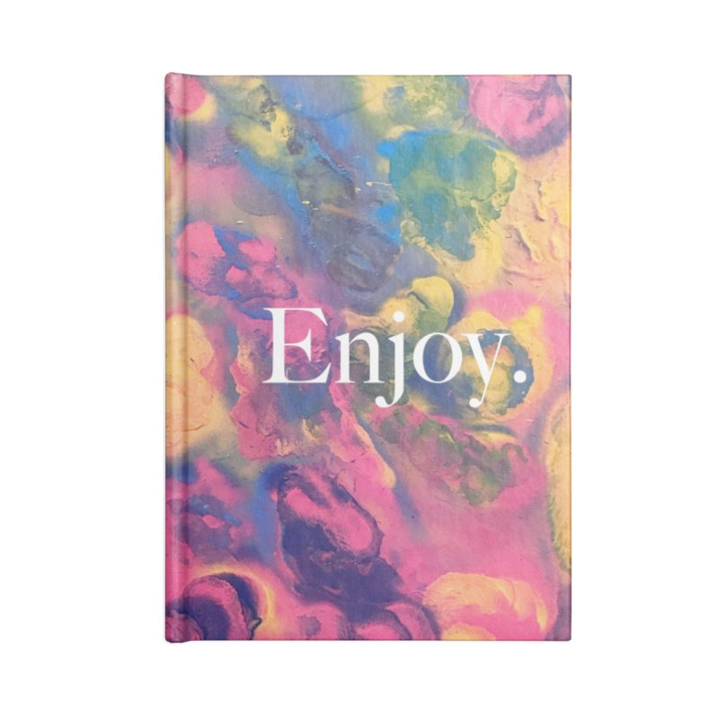 Zion By Andy Adel Accessories Notebook by Enjoy or Die
