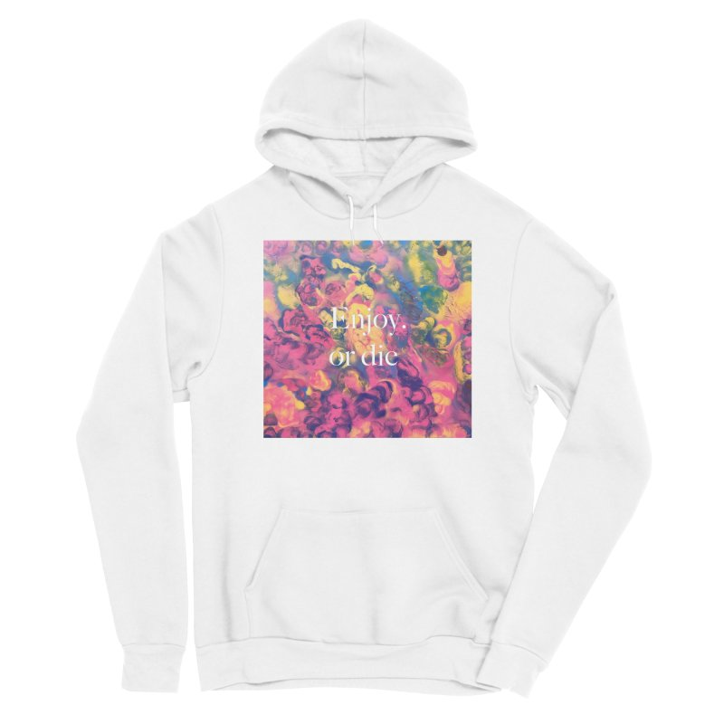 Zion By Andy Adel Women's Pullover Hoody by Enjoy or Die