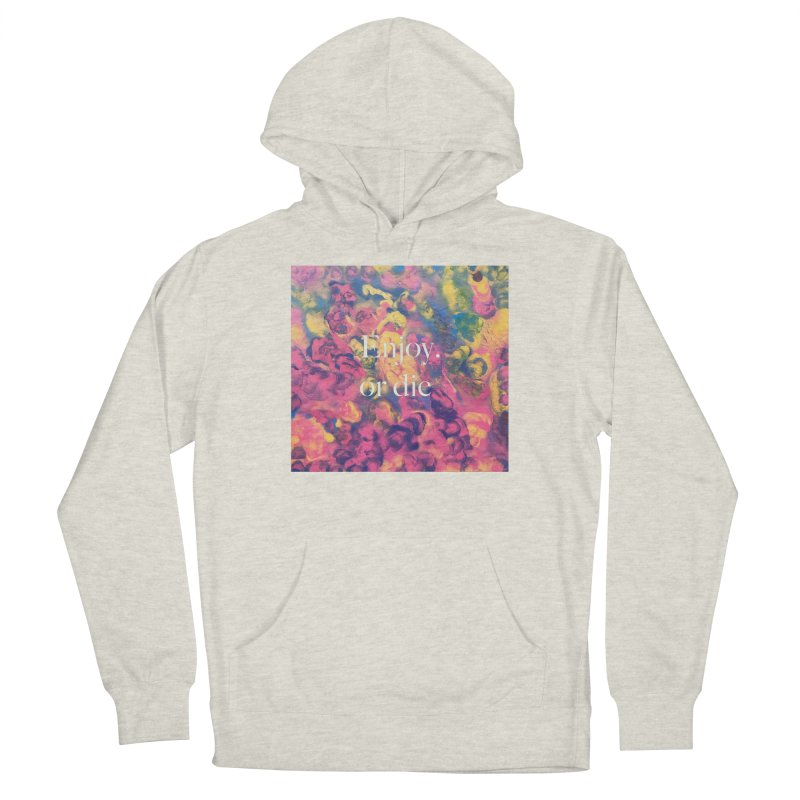 Zion By Andy Adel Men's French Terry Pullover Hoody by