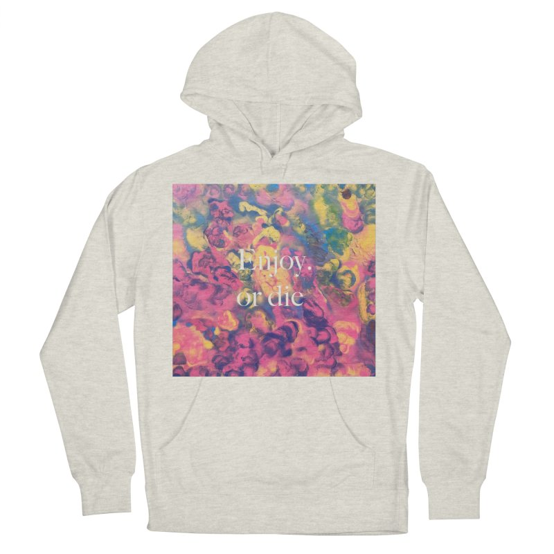 Zion By Andy Adel Women's French Terry Pullover Hoody by