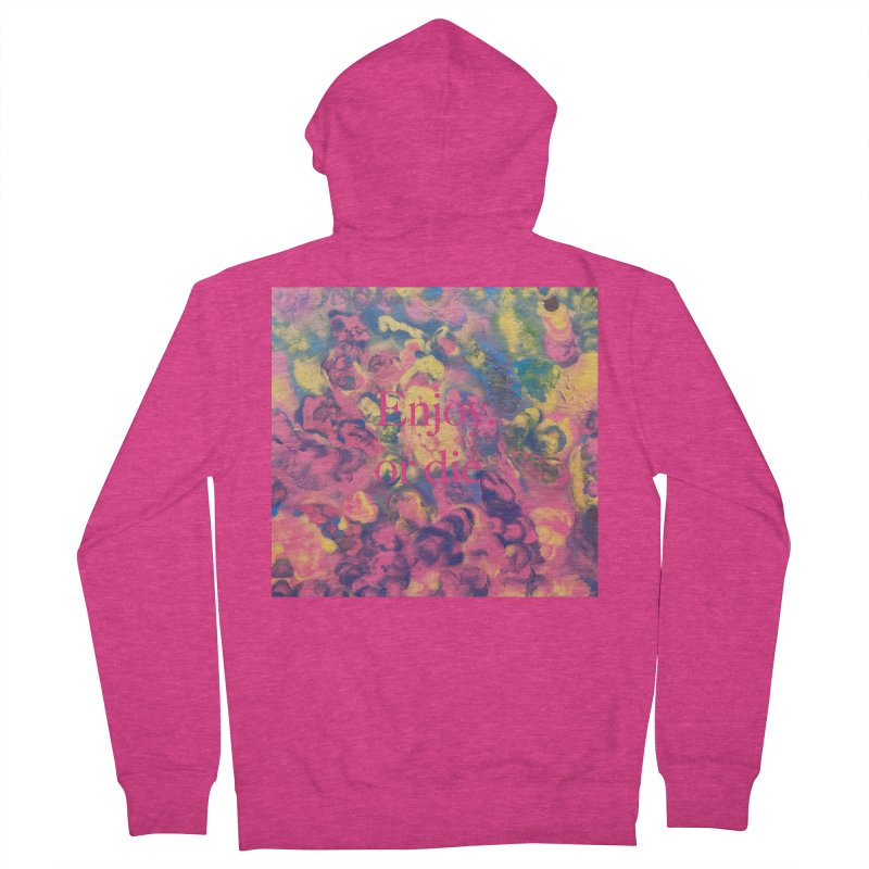 Zion By Andy Adel Women's French Terry Zip-Up Hoody by