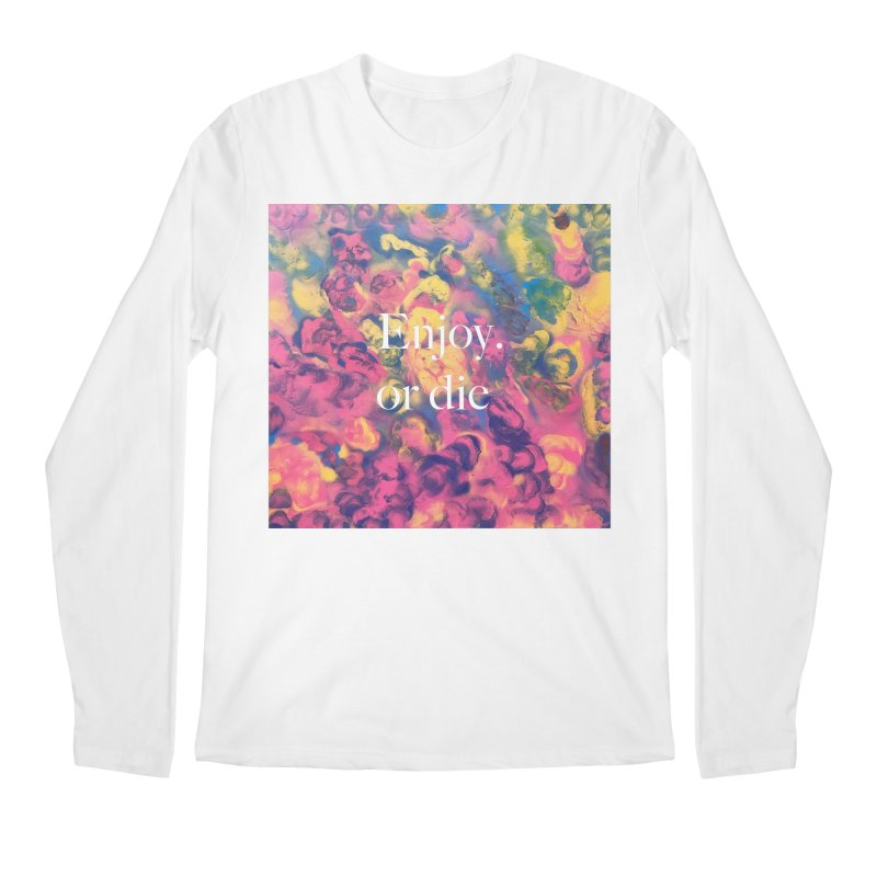Zion By Andy Adel Men's Regular Longsleeve T-Shirt by