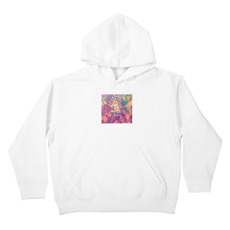 Zion By Andy Adel Kids Pullover Hoody by