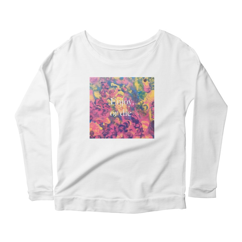 Zion By Andy Adel Women's Scoop Neck Longsleeve T-Shirt by