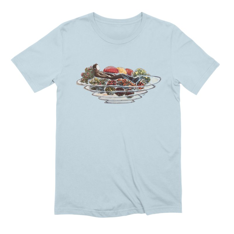 You've Got to Stop and Smell the Flowers Men's Extra Soft T-Shirt by