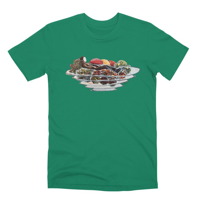 You've Got to Stop and Smell the Flowers Men's Premium T-Shirt by