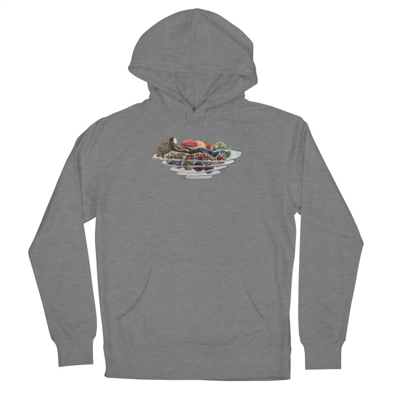 You've Got to Stop and Smell the Flowers Women's Pullover Hoody by Enjoy or Die