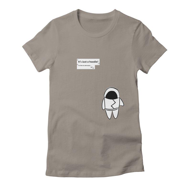 Down To Earth Women's T-Shirt by enkovn's Artist Shop