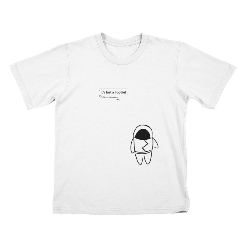 Down To Earth Kids T-Shirt by enkovn's Artist Shop