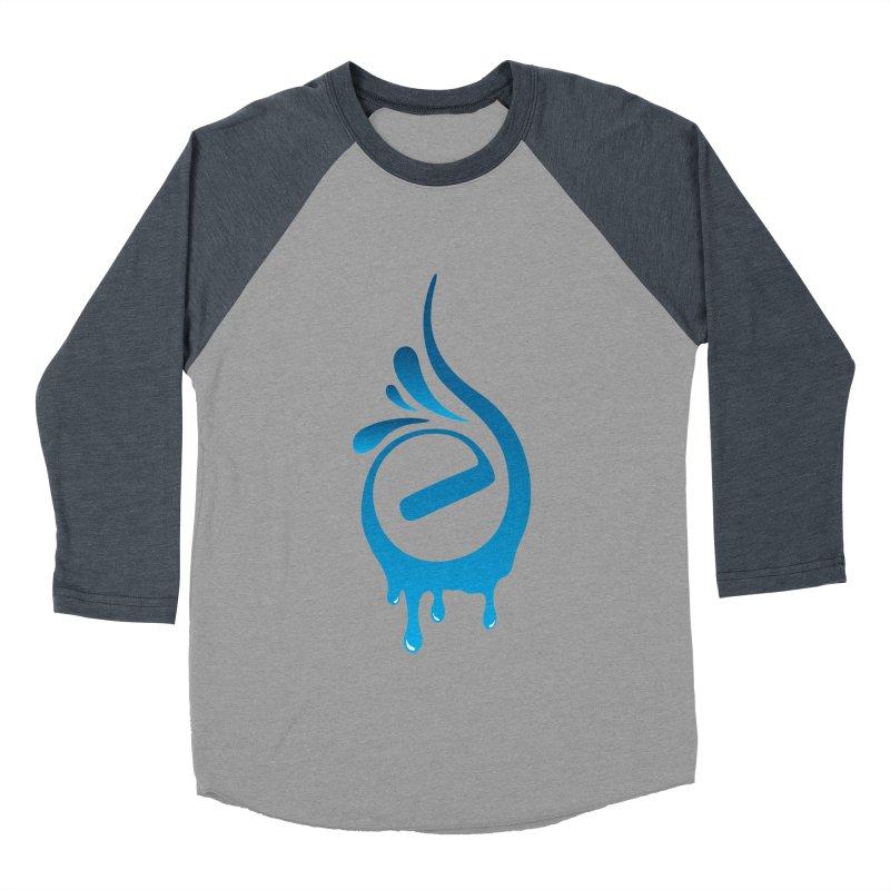 EnoLa  Men's Baseball Triblend T-Shirt by EnoLa's Artist Shop