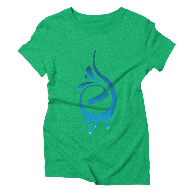 EnoLa  Women's Triblend T-Shirt by EnoLa's Artist Shop