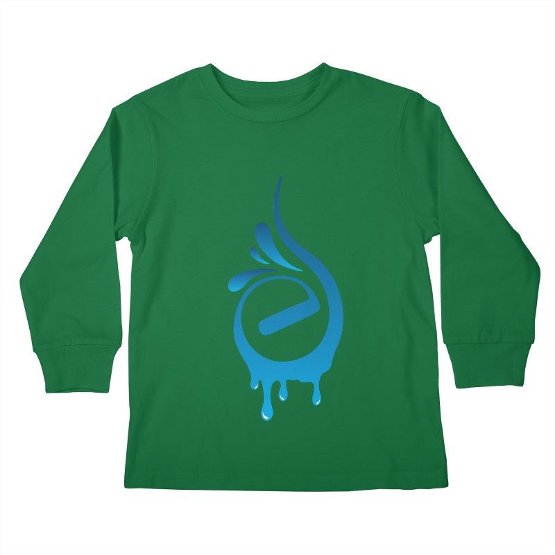 EnoLa  Kids Longsleeve T-Shirt by EnoLa's Artist Shop