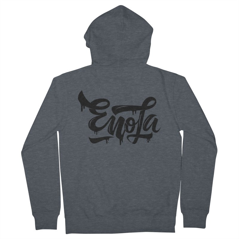 EnoLa drip Women's Zip-Up Hoody by EnoLa's Artist Shop