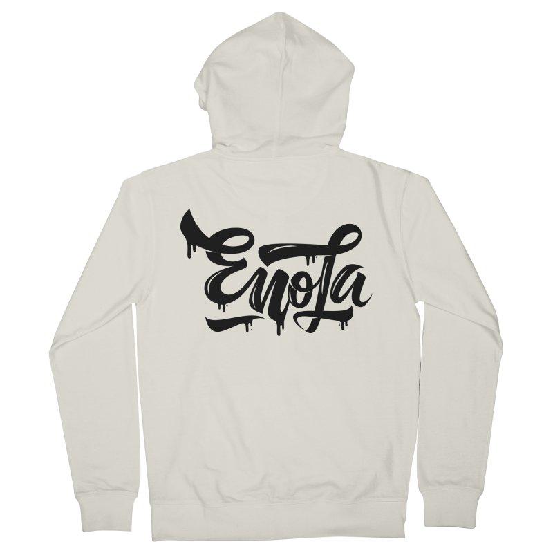 EnoLa drip Women's Zip-Up Hoody by EnoLa's Artist Shop