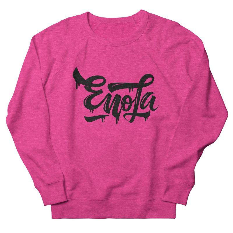 EnoLa drip Men's Sweatshirt by EnoLa's Artist Shop
