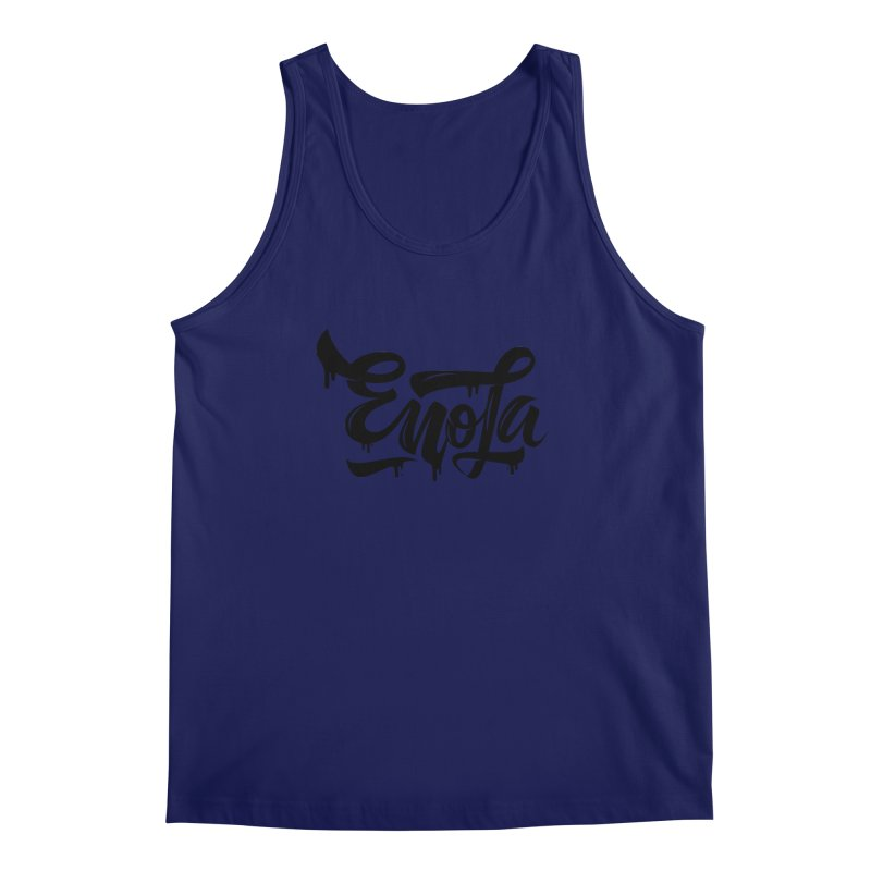 EnoLa drip Men's Tank by EnoLa's Artist Shop