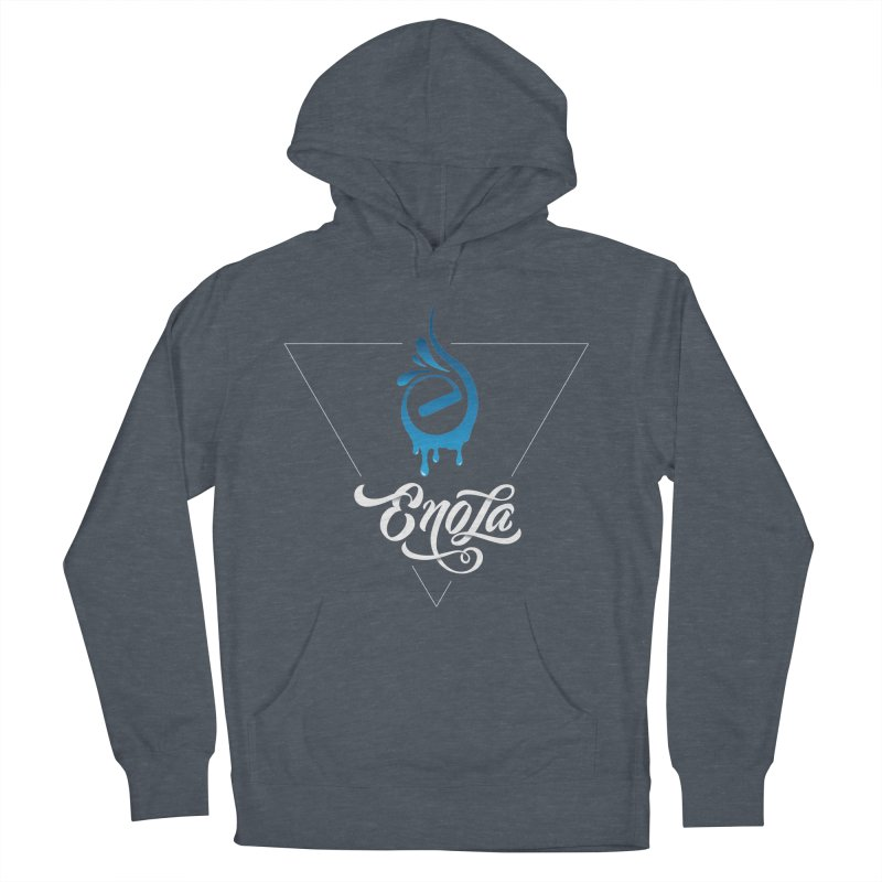 EnoLa Tessellate Men's Pullover Hoody by EnoLa's Artist Shop