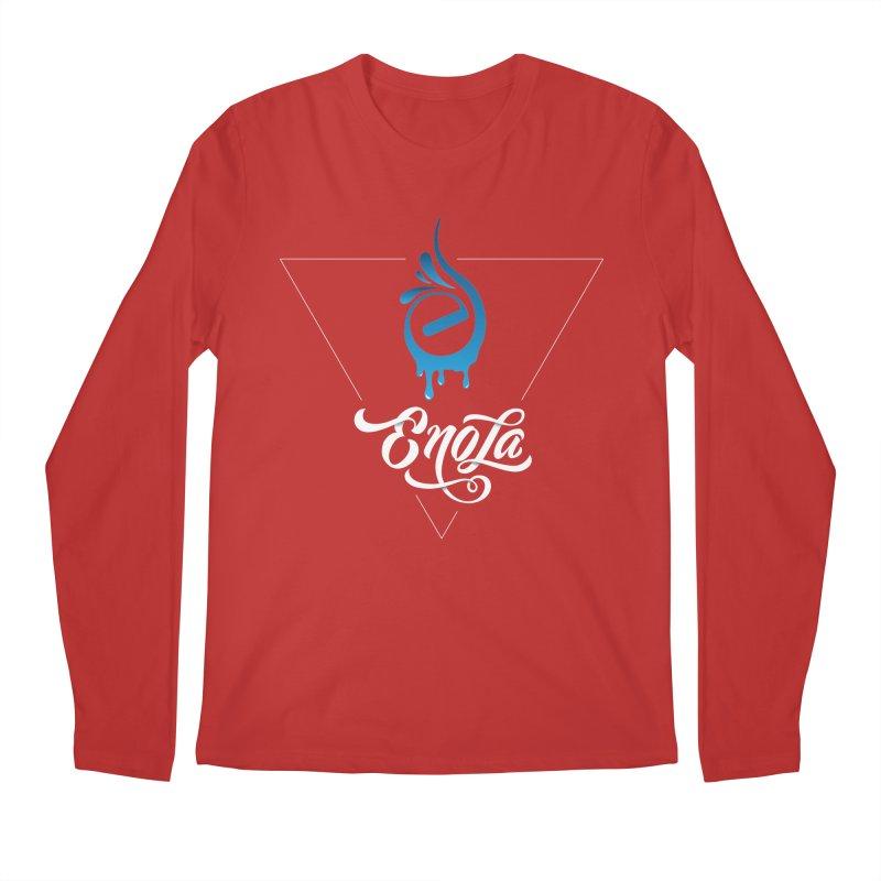 EnoLa Tessellate Men's Longsleeve T-Shirt by EnoLa's Artist Shop