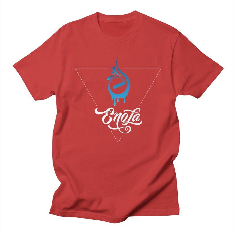 EnoLa Tessellate Men's T-Shirt by EnoLa's Artist Shop