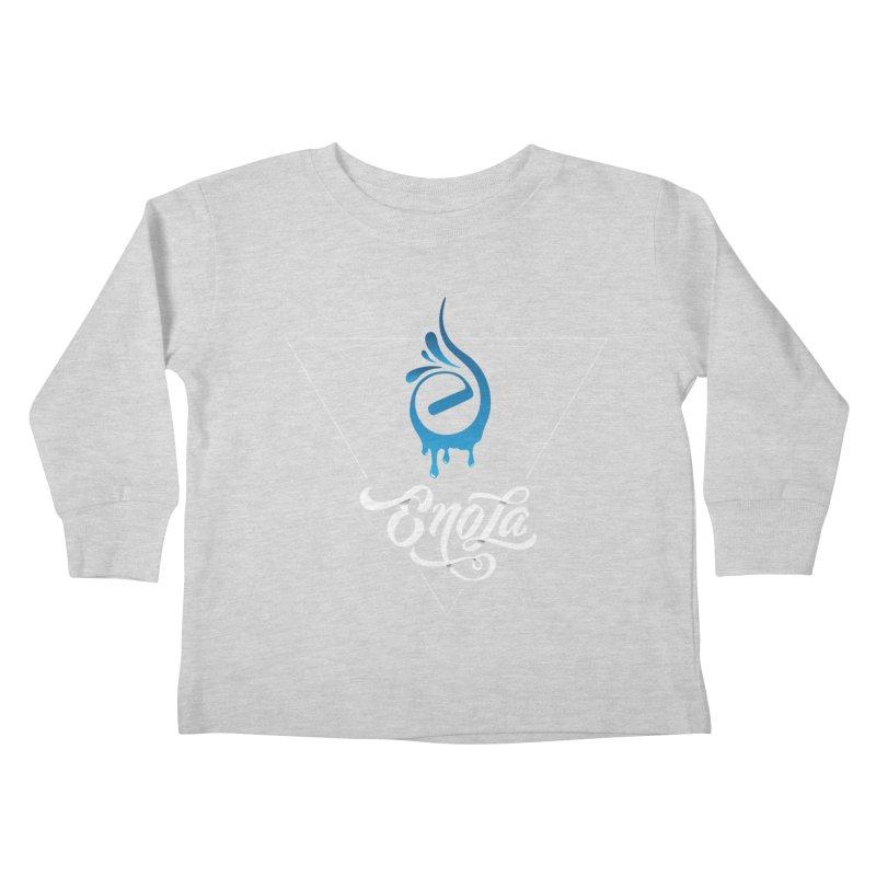 EnoLa Tessellate Kids Toddler Longsleeve T-Shirt by EnoLa's Artist Shop