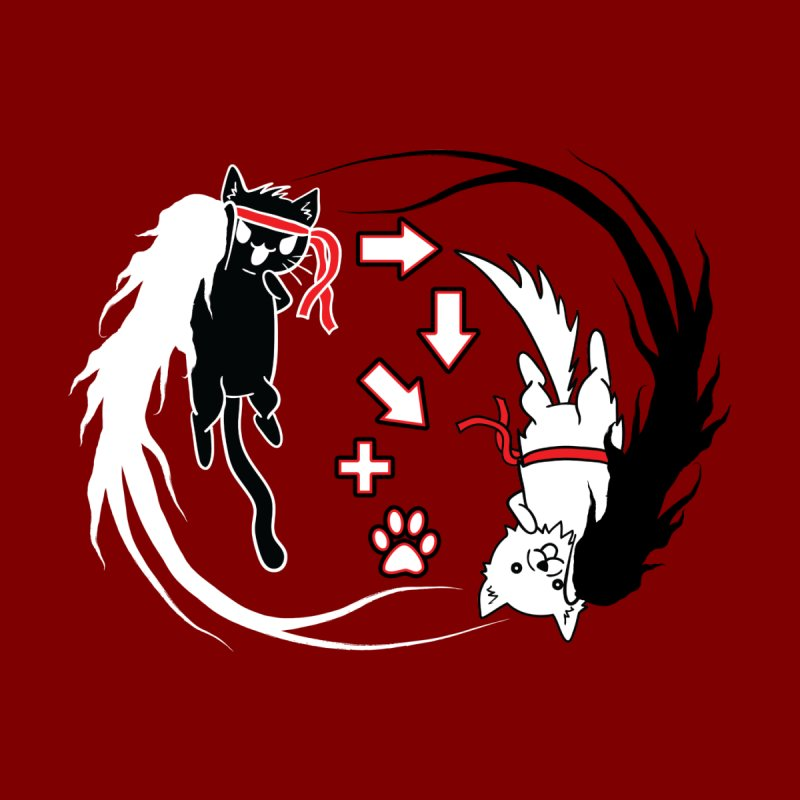 Paw-yuken! None  by EnoLa's Artist Shop