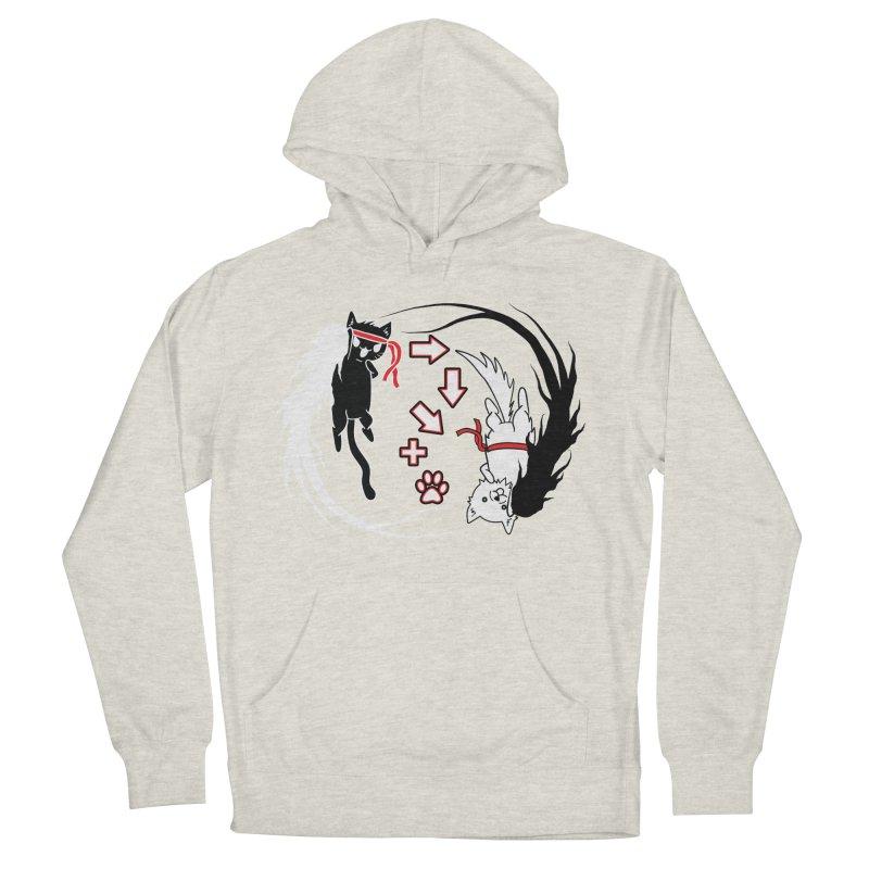 Paw-yuken! Women's Pullover Hoody by EnoLa's Artist Shop