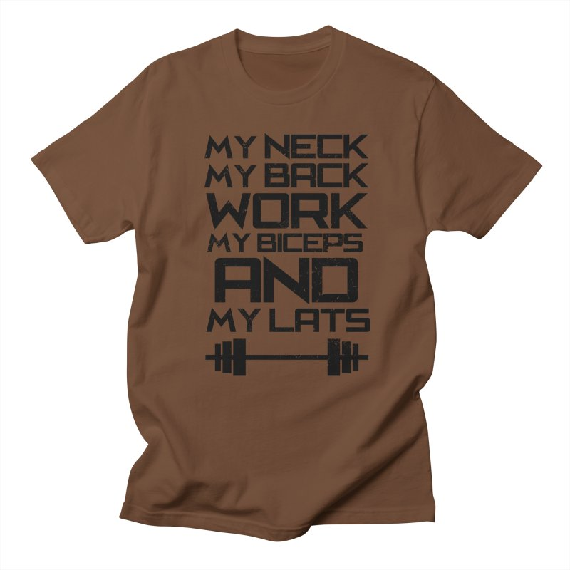 My Neck, My Back   by EnoLa's Artist Shop