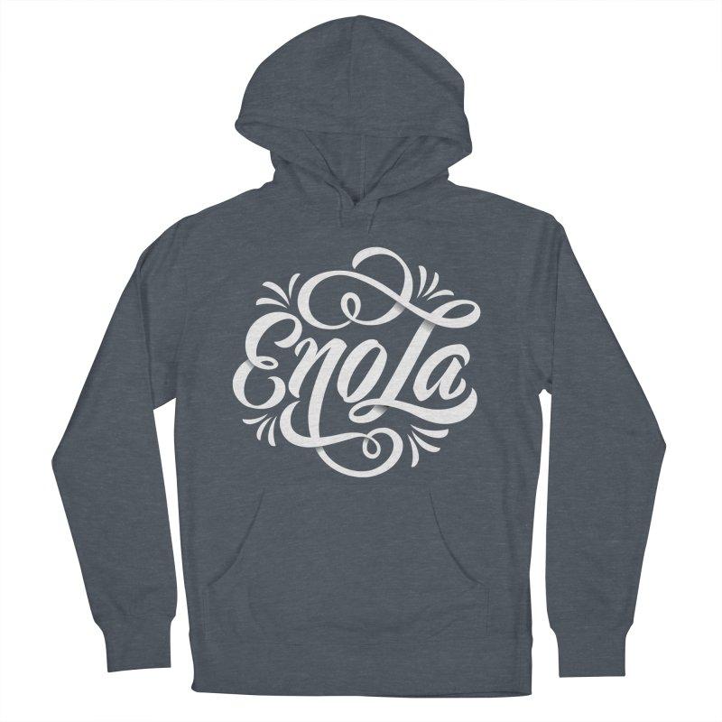 Circle of EnoLa Men's Pullover Hoody by EnoLa's Artist Shop