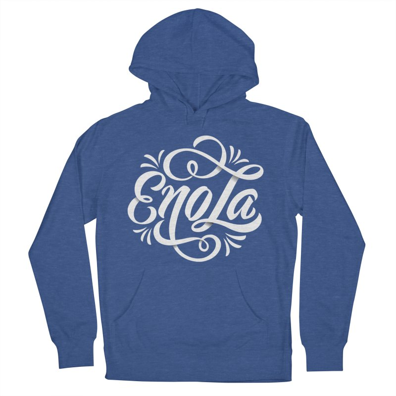 Circle of EnoLa Men's Pullover Hoody by EnoLa's Artist Shop