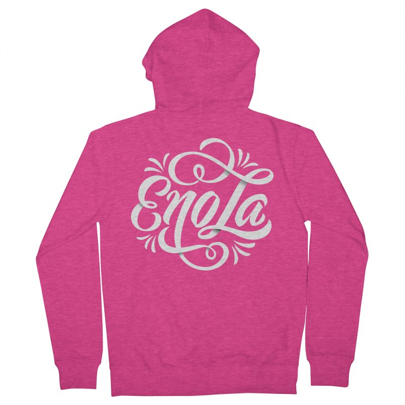 Circle of EnoLa Women's Zip-Up Hoody by EnoLa's Artist Shop