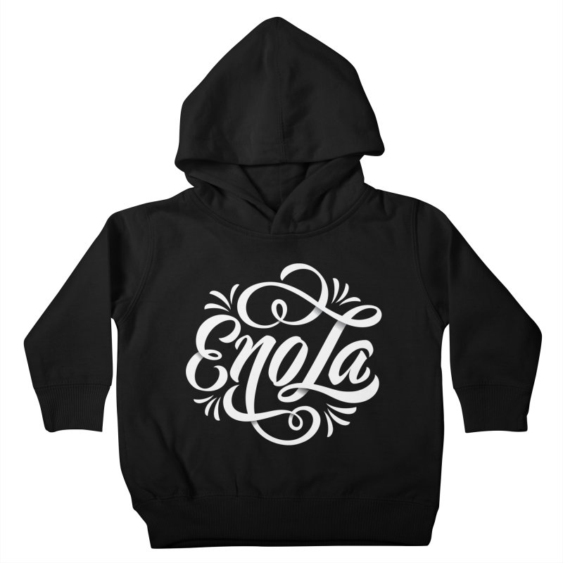 Circle of EnoLa Kids Toddler Pullover Hoody by EnoLa's Artist Shop