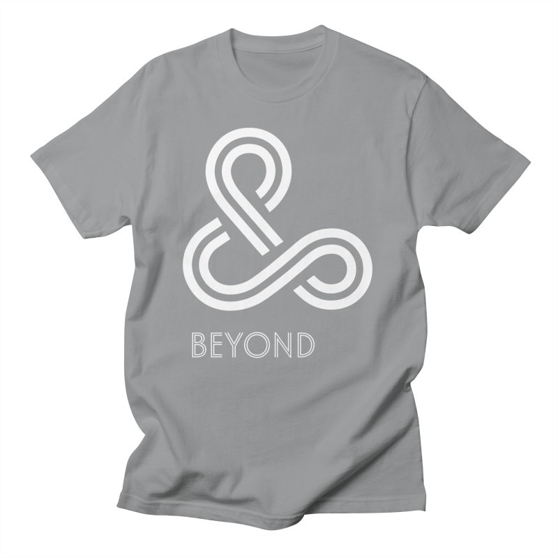 & Beyond Men's T-Shirt by Flatirony