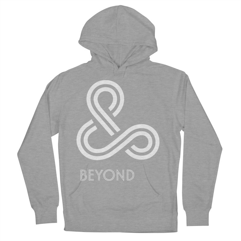 & Beyond Men's French Terry Pullover Hoody by Flatirony