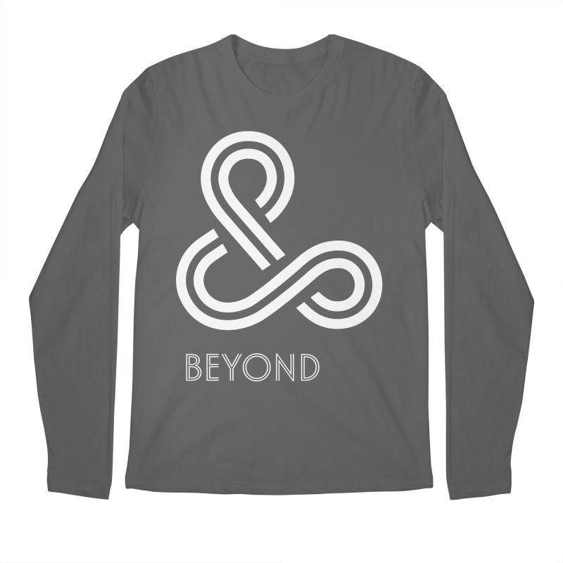 & Beyond Men's Regular Longsleeve T-Shirt by Flatirony