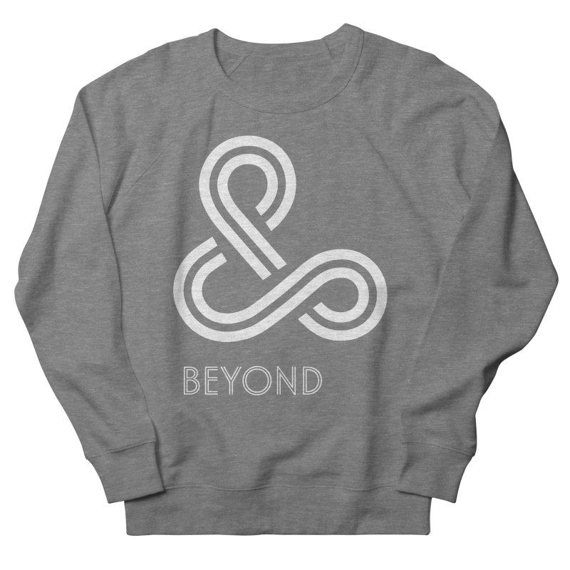 & Beyond Men's Sweatshirt by Flatirony