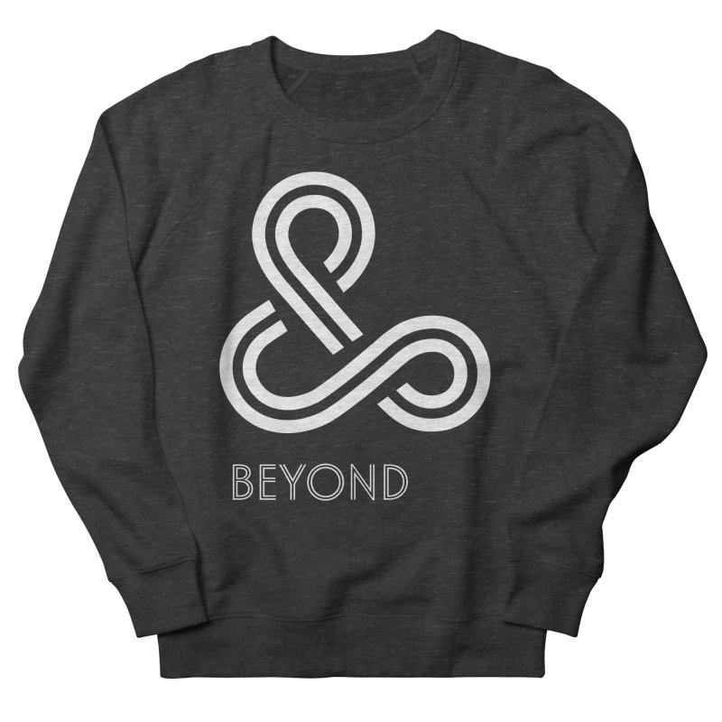 & Beyond Men's Sweatshirt by Flatirony