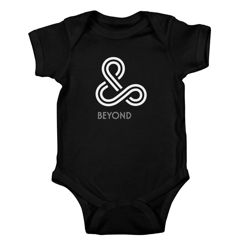 & Beyond Kids Baby Bodysuit by Flatirony